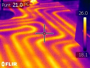 Infrarood thermografie